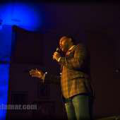 Eric Roberson -  58 Park Supper Club - 3.8.14