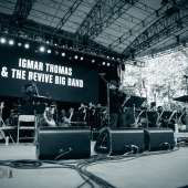 Igmar Thomas & The Revive Big Band - SummerStage - 8.7.2016