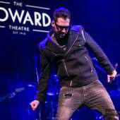 Jon B - Howard Theatre - 1.15.15