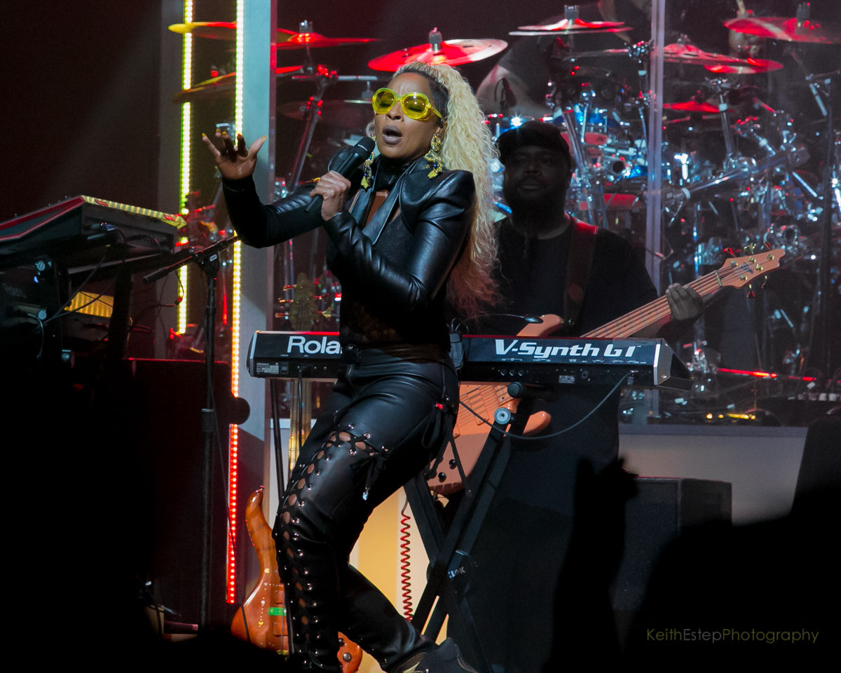 SoulBounce Live: Mary J  Blige Live At The Theater At MGM