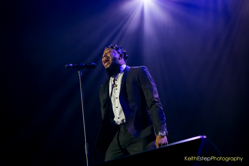 SoulBounce Live: Raheem DeVaughn Live At Modell Performing Arts ...