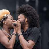 RAII & Whitney - 40th African American Festival - 7.3.16