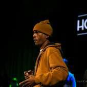 Rakim - Howard Theatre - 10.8.15