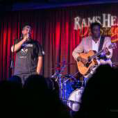 Russell Taylor - Rams Head On Stage - 9.6.17