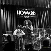 Stephanie Mills - Howard Theatre - 2.1.14