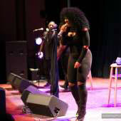 Syleena Johnson - Bethesda Blues and Jazz - 4.9.16