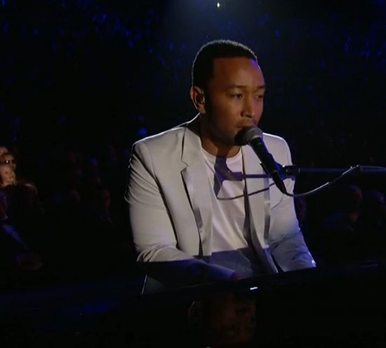John Legend On The Grammys 2014