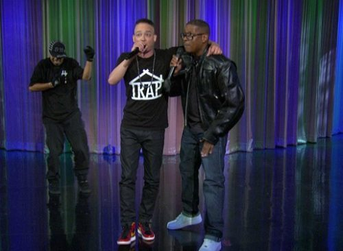 Kid N Play Arsenio