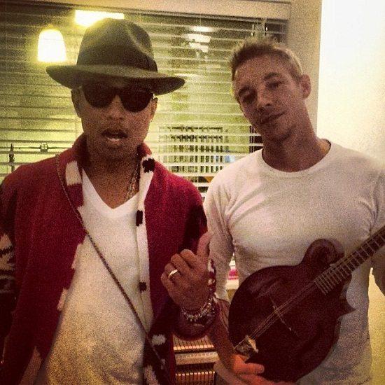 Pharrell Diplo