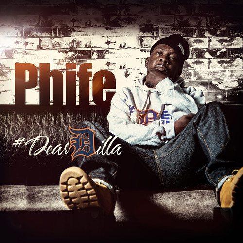 Phife Dear Dilla Cover