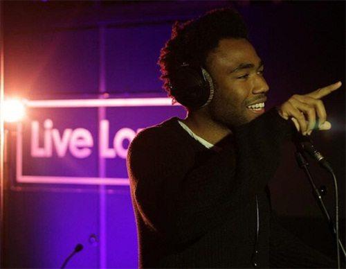 Childish Gambino Live Lounge