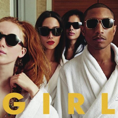 Pharrell GIRL Cover