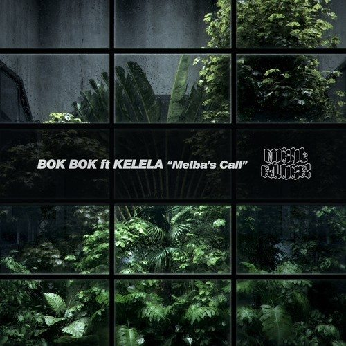 Bok Bok Kelela Melbas Call Cover