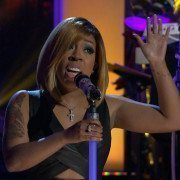 K. Michelle Brings Her 'Man' On 'Arsenio'