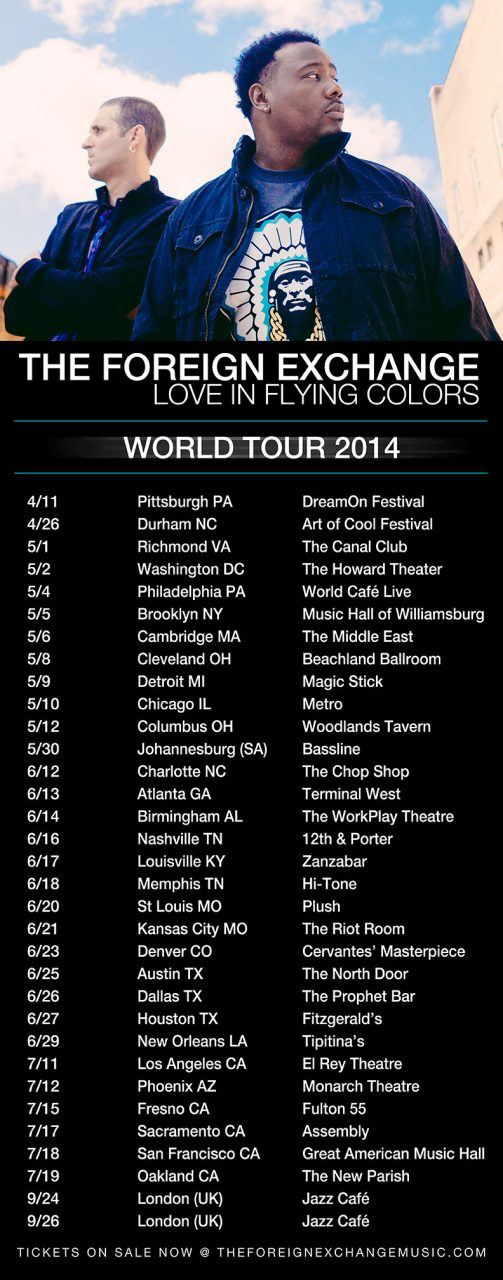 the-foreign-exchange-love-in-flying-colors-world-tour-dates