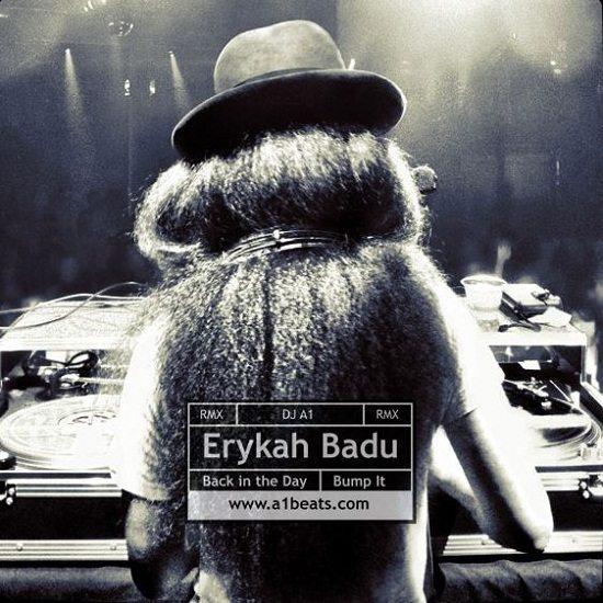 Badu A1 Remix Cover