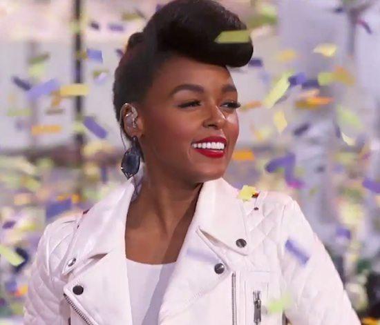 Janelle Monae On Idol