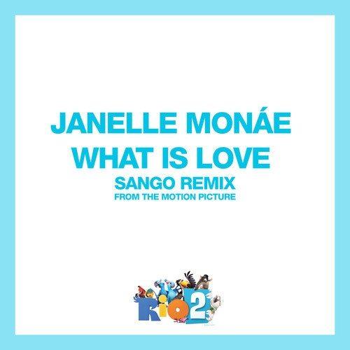 Janelle Sango Love Remix
