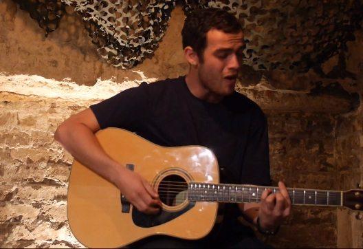Jordan Rakei Acoustic Time