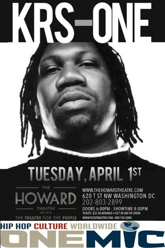 flyer-krs-one-howard-theatre