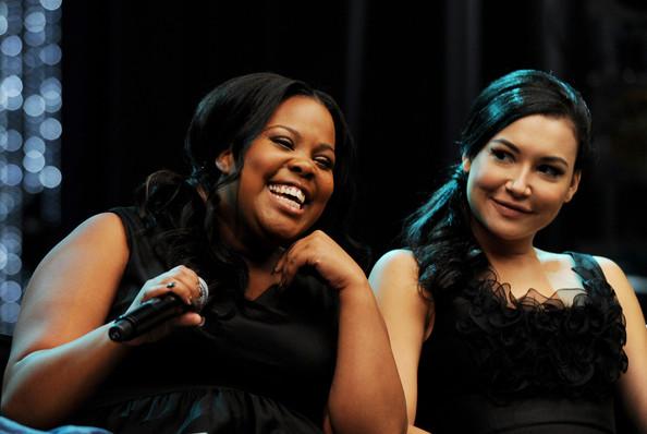 Amber+Riley+Naya+Rivera