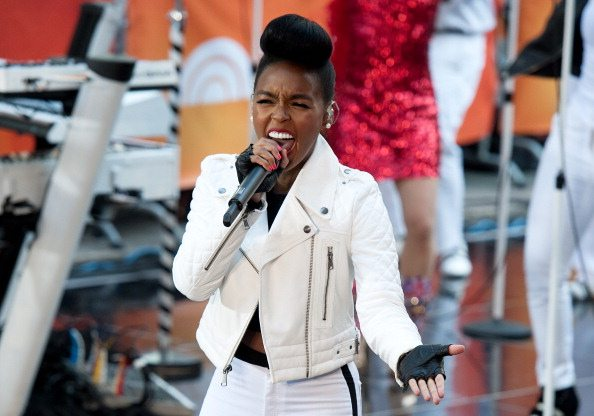 """Janelle Monae Performs On NBC's """"Today"""""""