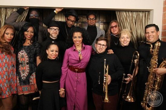 KCRW's Apogee Sessions featuring Kelis hosted by Garth Trinidad