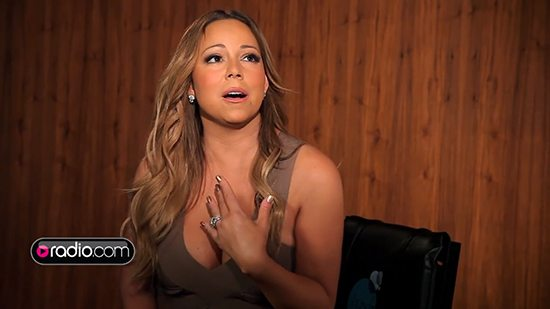 Mariah Carey Radio Dot Com Interview
