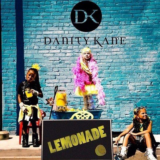 Danity Kane Lemonade Cover