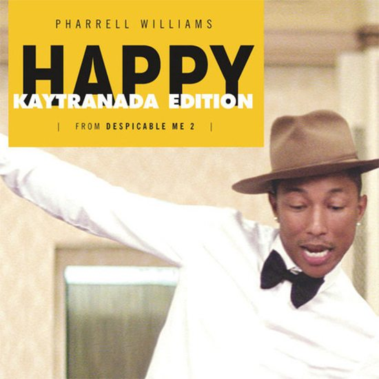 Kaytranada Pharrell Happy Cover