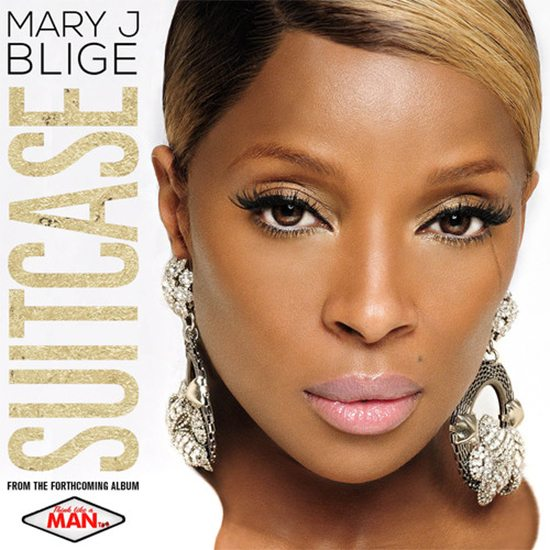 Mary J Blige Suitcase Cover