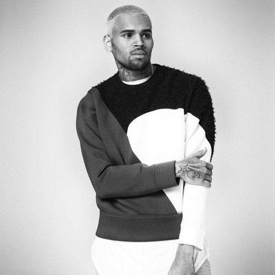 Chris Brown New Flame