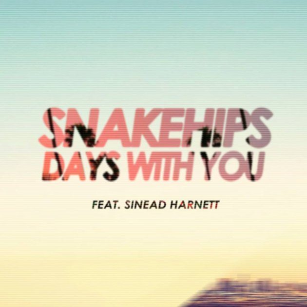 Snakehips Days With You Cover