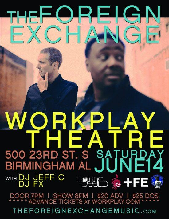 flyer-the-foreign-exchange-birmingham-lifc-world-tour