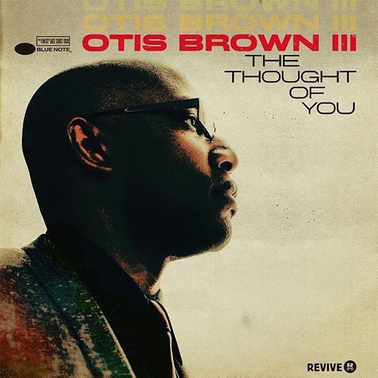 Otis Brown III The Thought Of You cover