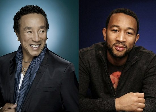 Smokey Robinson John Legend