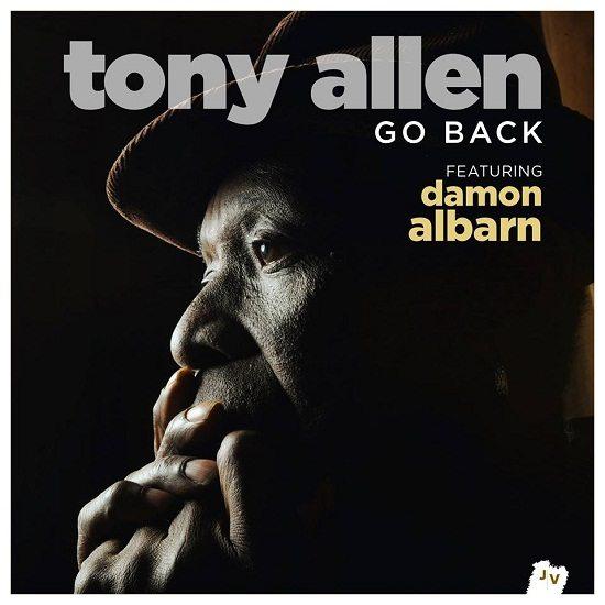 Tony Allen Go Back Cover