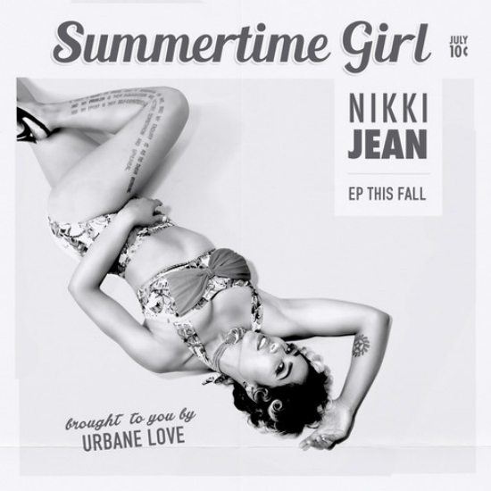 nikki-jean-summertime-girl-cover