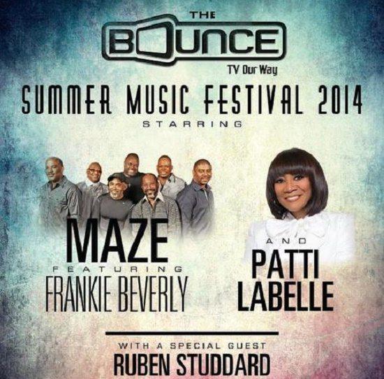 Bounce Music Festival 2014