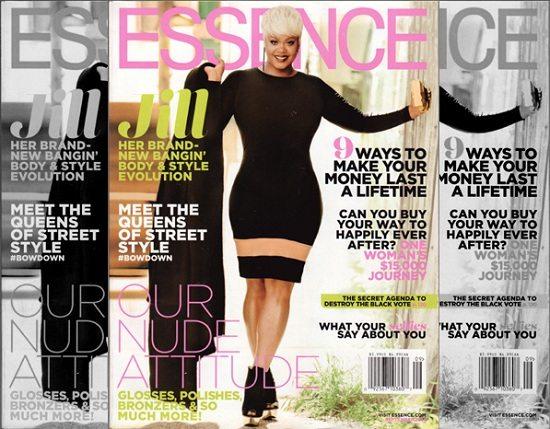 Jill Scott Essence Mag Cover 9-14
