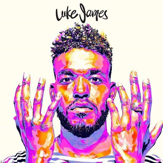 Luke James Deluxe Cover