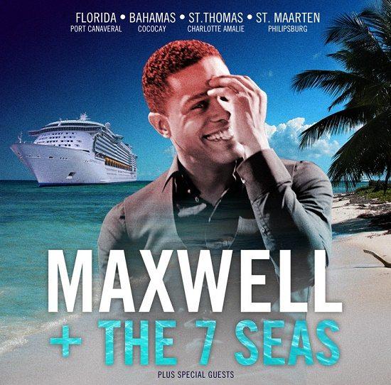 Maxwell 7 Seas Flyer