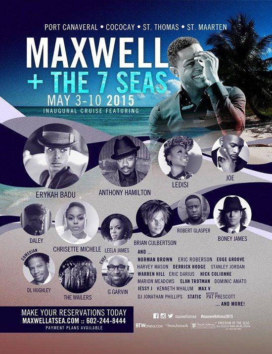 Maxwell 7 Seas Full Flyer