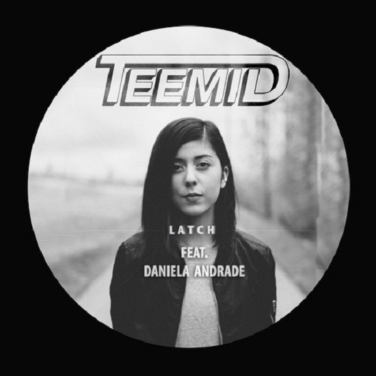 Teemid Daniela Andrade Latch Cover