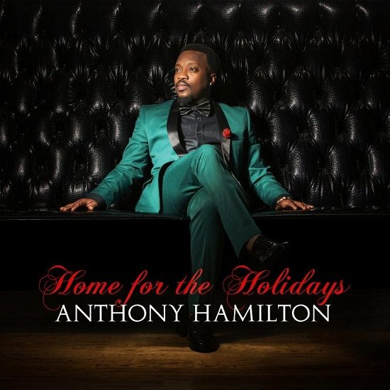 Anthony Hamilton Home For The Holidays Cover