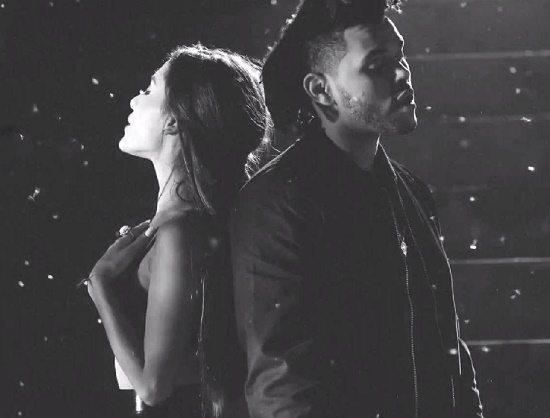 Ariana Grande Weeknd Love Me Harder Lyric