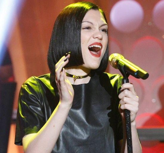 Jessie J Queen Latifah Show
