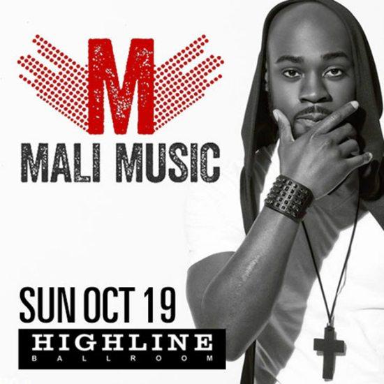 flyer-mali-music-highline-ballroom