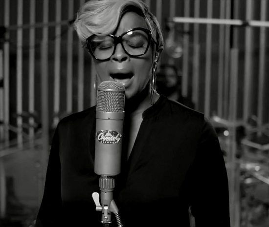 Mary J. Blige Therapy 1 Mic 1 Take