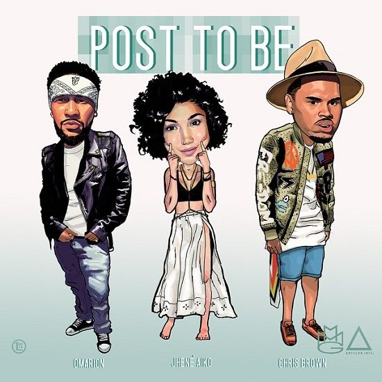 Omarion Post To Be Cover
